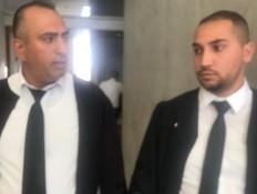 עורכי הדין מוחמד סביחאת ואיהב זבידאת