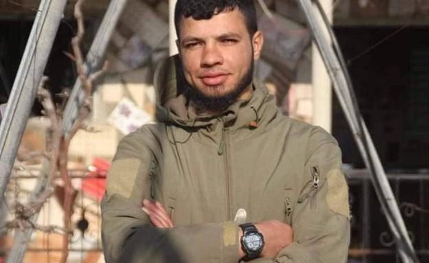 המחבל שנורה בצפון רצועת עזה מרוואן חאלד נאצר