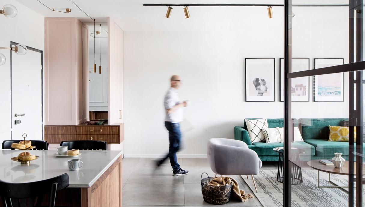 דירה בגני תקווה, עיצוב טוביה פנפיל - 3