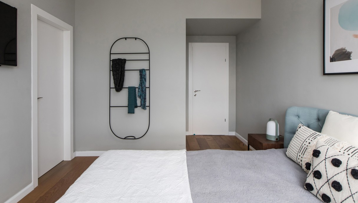 דירה בגני תקווה, עיצוב טוביה פנפיל - 27