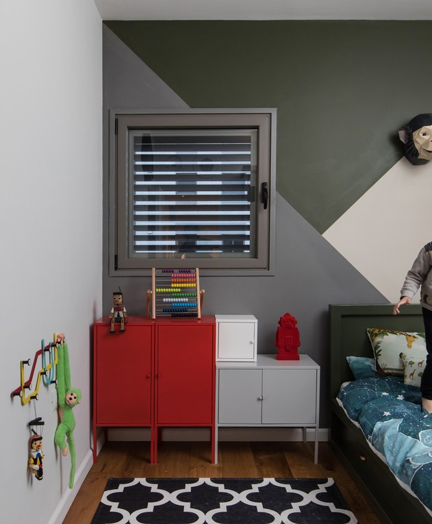 דירה בגני תקווה, ג, עיצוב טוביה פנפיל - 32