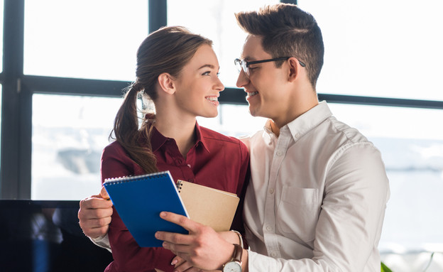 בני זוג ועובדים באותו מקום? אתם נמצאים במצב מסוכן (צילום: By LightField Studios | Shutterstock)