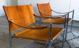כיסא איקאה (צילום: אינסטגרם anderssoncarro)