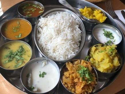 אוכל הודי פאו וואוו