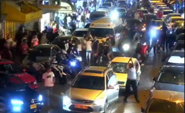 השוטר שהציל את היהודי מהלינץ' במזרח ירושלים (צילום: באדיבות 0404)