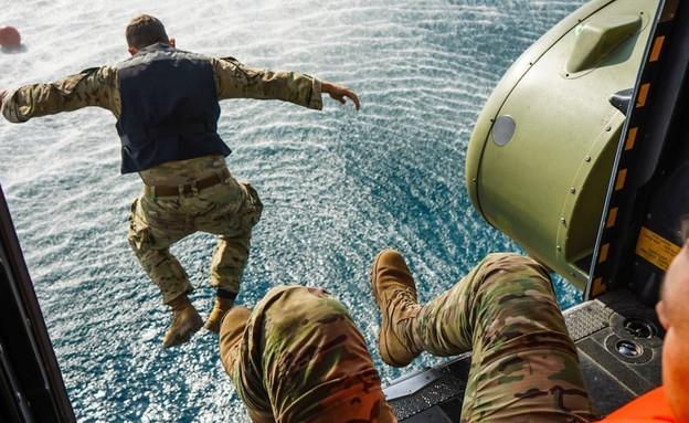 כוחות הקומנדו (צילום: US Army/Spc. Jose Vargas Marmolejos )