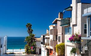 מנהטן ביץ' קליפורניה (צילום:  Dan Hanscom, Shutterstock)