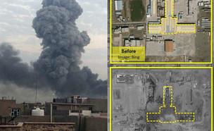 תקיפה, עירק (עיבוד: ISI Intelligence Report)