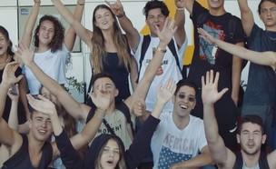 נבחרת קוקה- קולה WOW 2019 מסע (צילום: קוקה קולה ישראל)