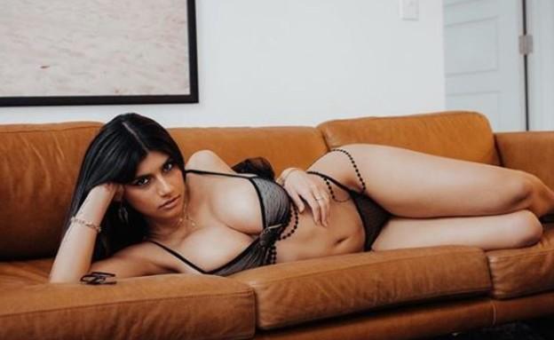 מיה קאליפה (צילום: miakhalifa, instagram)