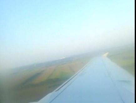 נחיתת חירום של מטוס נוסעים בשדה תירס ברוסיה