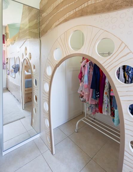חדר ילדים, ג, עיצוב אלכסנדרה גולדשטיין