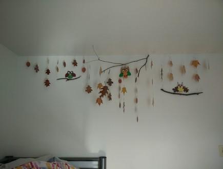 חדר ילדים, עיצוב אלכסנדרה גולדשטיין