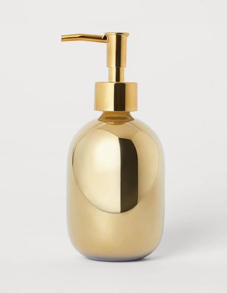 H&M ופופי דלווין, ג, כלי לסבון, 79.90 שקל (צילום: הנס מוריץ)
