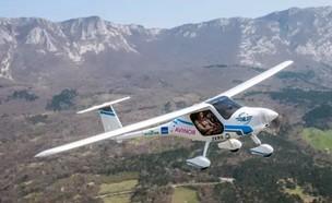 """מטוס חשמלי (צילום: Avinor, יח""""צ)"""