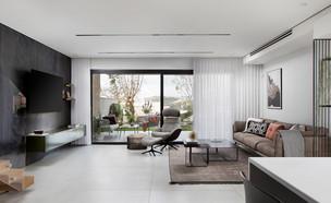 בית פרטי, עיצוב לירז בוקעי (צילום: שירן כרמל)