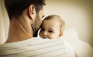 אבא ותינוק (צילום: shutterstock)