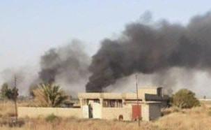 פיצוץ בבסיס צבאי בעירק המזוהה עם המשטר האירני 
