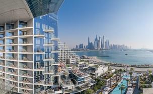 מלון בדובאי (צילום: FIVE Jumeirah Village)