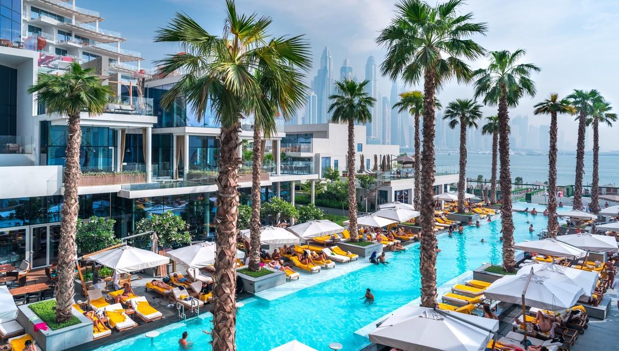 מלון בדובאי