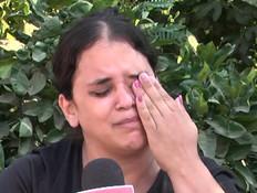 """שמרית שלפרוק הותקפה לעיני בתה בגן השעשועים (צילום: מתוך """"חדשות הבוקר"""" , קשת 12)"""