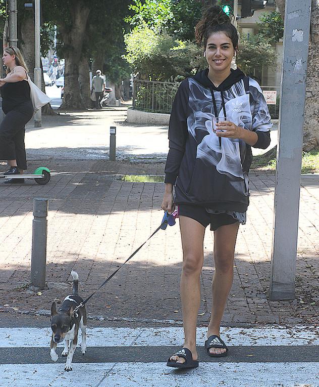 שלומית מלכה פפראצי, אוגוסט 2019