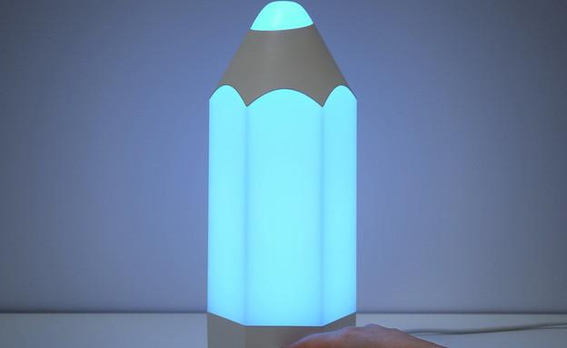 צרכנות אוגוסט, איקאה מנורת שולחן לד 125 (צילום: יחצ איקאה)