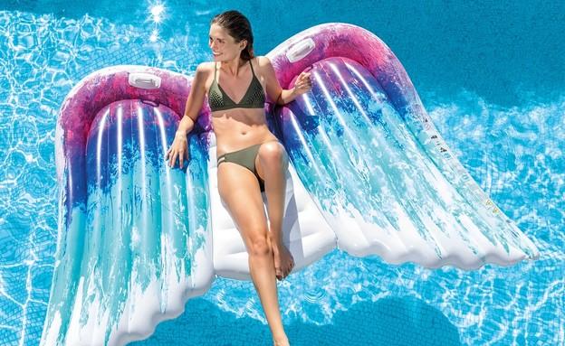 צרכנות אוגוסט, מזרן כנפיים (צילום: יחצ אינטקס)