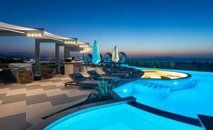 מלון בוטיק ביוון (צילום: Panagiotis Bouras)