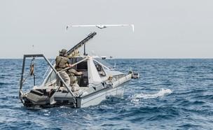 כטבמ בשירות חיל הים (צילום: אלביט מערכות)