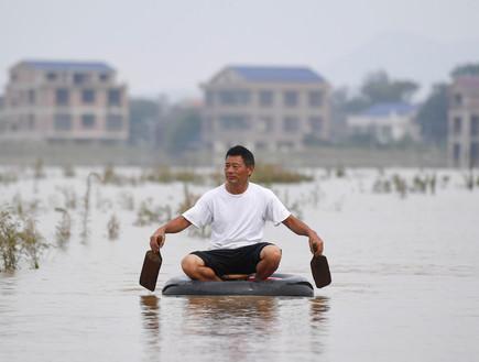 שטפונות בסין