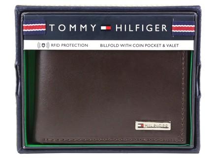 ארנק טומי הילפיגר ברשת ג'נטלמן - 250 שקל (צילום: יחצ)