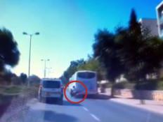 תאונת אופנוע בירושלים