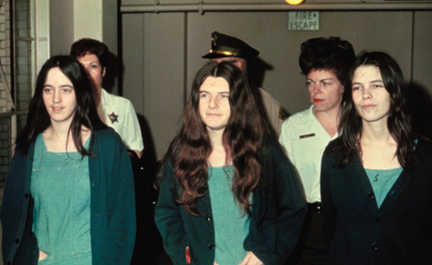 Manson Girls (צילום: Getty images)