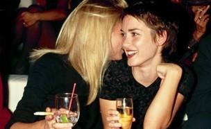 וינונה ריידר וגווינת פאלטרו (צילום: מתוך חשבון האינסטגרם 90s Anxiety)