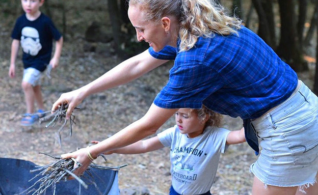 הזדמנות להעמיק את הקשר עם הילדים (צילום: אבישג קופלמן-בחר)