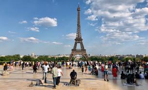 מגדל אייפל (צילום:  photocritical, shutterstock)