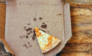 משולש פיצה, שאריות (צילום: By Xanya69, shutterstock)