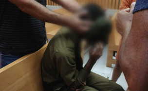 תומר פחימה, חייל שהורשע באונס (צילום: החדשות , אלדד עובדיה)