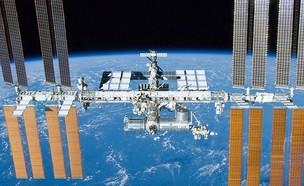 תחנת החלל הבינלאומית (צילום: ויקיפדיה)