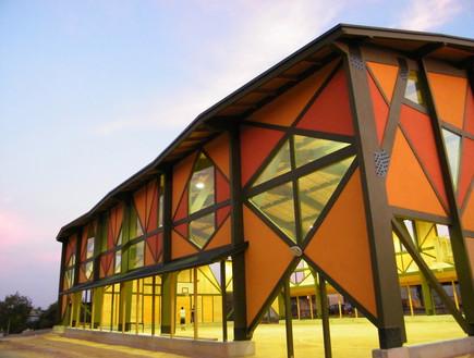 בתי הספר היפים, הרדוף - 3 (צילום: צור אדריכלות בתנועה)