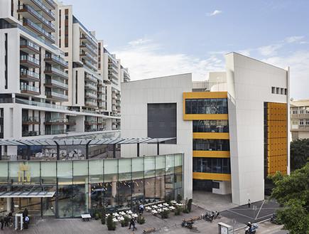 ביתהספר היפים, שוק סיטונאי - 1 (צילום: משרד אליקים אדריכלים)
