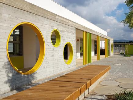 בתי הספר היפים, נטעים (צילום: עמית גרון)