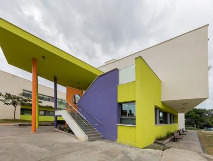 בתי הספר היפים, קריית ביאליק - 3 (צילום: אלעד גונן)