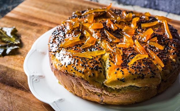 עוגת חלה מהחלומות (צילום: יעל יצחקי, מאסטר שף)