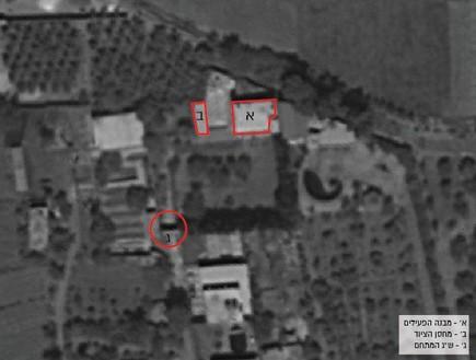 """סיכול פיגוע כוח קדס בסוריה (עיבוד: דובר צה""""ל )"""