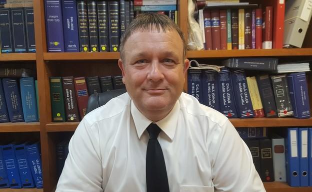 """עו""""ד דן מלכיאלי (צילום: צחי פנקס)"""