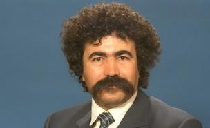 """עמיר פרץ - 1989 (צילום: יעקב סער, לע""""מ)"""