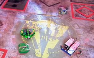 """יוטיוב נגד קרבות הרובוטים (צילום: מתוך """"next"""", קשת 12)"""