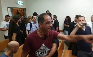 מהמומה בסיום הדיון בהארכת מעצרו של סילבר